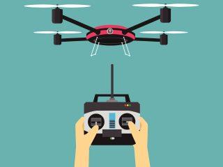 Sabías que… ¿Los drones pueden ayudarnos con los trabajos de altura?