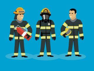 Equipos de emergencia, ejemplo de liderazgo y control