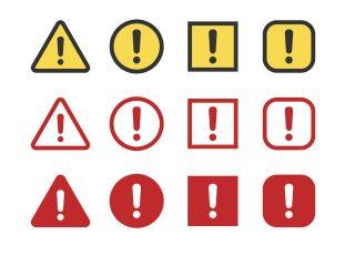 ¿Sabías que…existen diferentes colores de señalización?
