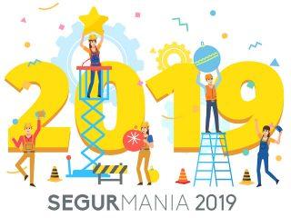 Segurmania cumple su primer año y entra en el 2019 con el objetivo claro: una corriente de gente motivada, comprometida y convencida por la cultura de la prevención