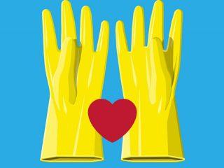 Sabías que… ¿la invención de los guantes de látex fue por amor?