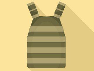 Sabias qué … ¿El primer chaleco antibalas se creó en 1800?