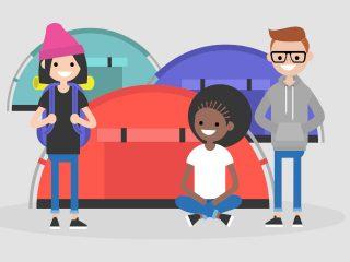 Jóvenes en fiestas y festivales veraniegos: ante todo, seguridad