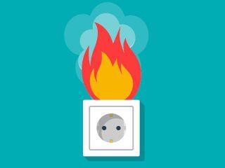 Seguridad en el hogar ¿Cómo prevenir accidentes eléctricos?