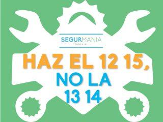 HAZ LA 12 15, NO LA 13 14