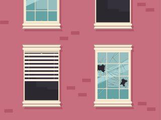 Teoría de las ventanas rotas. ¡Repara la ventana cuanto antes!