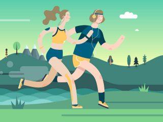 Running-a segurtasunez nola egin