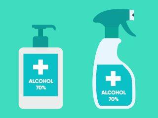 Consejos para elegir un gel hidroalcohólico adecuado que proteja tu pìel