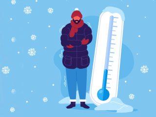 Riesgos ante temperaturas extremas. ¿Qué le pasa a tu cuerpo ante un frío o calor excesivo?