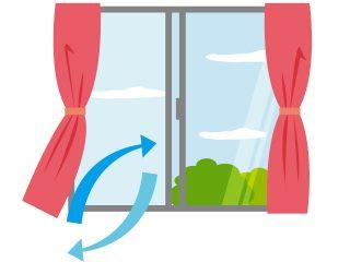 Cómo ventilar correctamente un hogar
