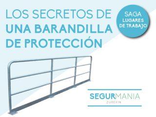 Los secretos de una barandilla de protección