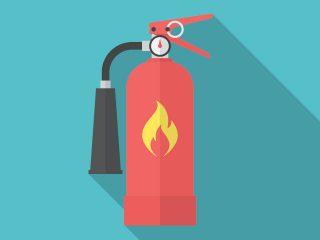 ¿Sabías que el inventor del extintor de incendios fue un publicista inglés?