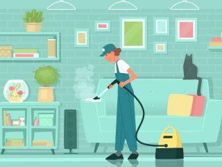 ¿Limpias a vapor? Muchas ventajas, pero también muchas precauciones