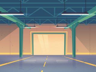 Condiciones que deben cumplir las puertas y portones en los lugares de trabajo