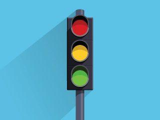 ¿Sabías que el semáforo tiene más de 106 años?