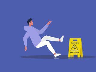 Adiós a los tropezones y resbalones. Medidas preventivas para evitar caídas al mismo nivel