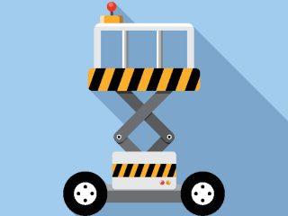 Factores de riesgo en las plataformas elevadoras